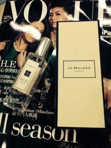 ❤我的第一瓶 JO MALONE-「鼠尾草與海鹽」
