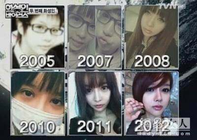 韓女愛美愛到死!7年花費上億整形120次