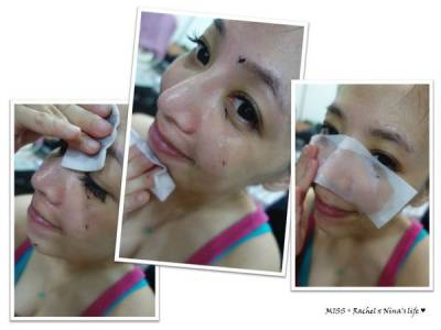 ❤HANAKA 花戀肌 兩步驟終結粉刺撕除面膜