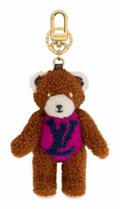 """LV老花變身「泰迪熊」!Neverfall Speedy到水桶包全都給它""""毛""""起來!"""