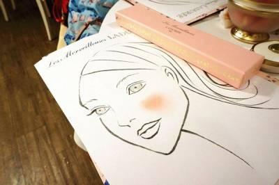 【彩妝】Les Merveilleuses LADUREE 底妝上市記者會