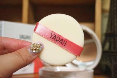 【彩妝】自然雅達YADAH 鏡彩唇頰BB霜 空氣蜜粉餅~簡單兩步驟打造韓系亮瓷上質底妝