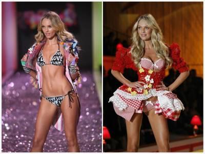 天使超模Candice Swanepoel的私人保養5招數
