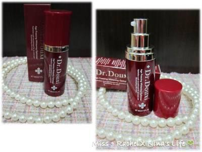 肌膚的凍齡奇蹟小祕密~~Dr.Douxi朵璽凍齡美肌系列
