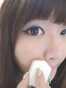 【彩妝】shu uemuru植村秀UV泡沫隔離霜+鑽石光粉餅~NO.1裸感泡沫隔離霜 打造初春無瑕輕底妝