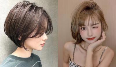 短髮燙髮造型2021年3大趨勢!BLACKPINK Lisa髮型不夠看,顯小臉必備