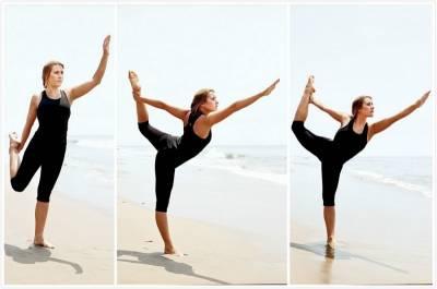 做瑜珈其實可以很輕鬆!