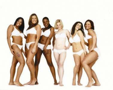 破解「以瘦為美」的性感迷思 世代美女差異大 健康達人網