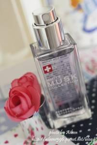 來自瑞士的經典優雅香氛-White Musk collection白麝香淡香水