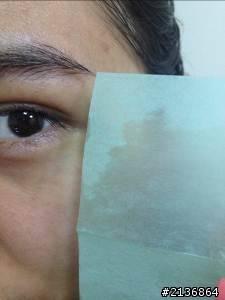 蘭蔻肌因冰珠眼霜~按摩還可以深度保養