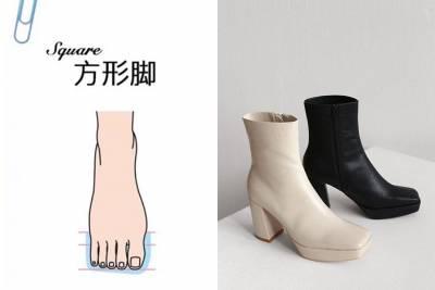 穿鞋也要看腳型!希臘腳果然適合尖頭鞋,埃及腳穿錯鞋小心拇指外翻|鞋型推薦