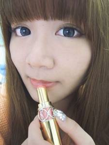 【彩妝】YSL情挑誘吻水唇蜜~3D吻型刷頭吻我吧!