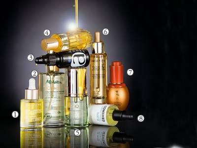 Glamour Oil-保養滴雞精:美容油