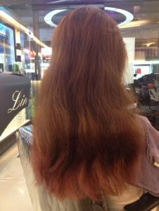 自然捲必備的巴黎萊雅金緻護髮精油心得