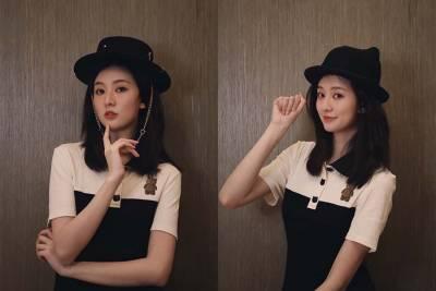 喬欣的不洗頭救星帽款,花式LOOK每一款都是百搭時尚單品,不洗頭也要成為精緻女孩~|帽款推薦