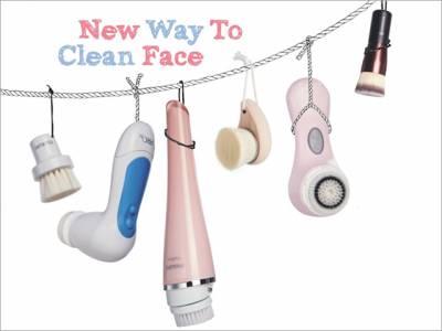 潔淨洗顏新技法