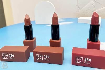 質感磁吸式唇膏再+1!3INA全新《磁久吻色唇膏》霧面X水光感唇膏,絕美18色打造母胎美唇~|新品快訊