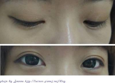 ★NAF★0.1極細豔黑防水眼線液