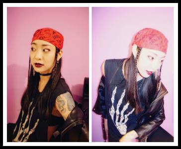 仿妝]張曼玉之你姊姊我的綽號叫越南玫瑰
