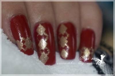 【美甲】just mine 沙龍指甲油 超顯色的嗆紅辣椒 玫瑰金夢