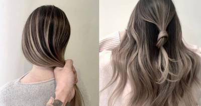 2021歐美手刷染髮型推薦!超美混血線條漸層感,讓你隨時自帶濾鏡光芒!