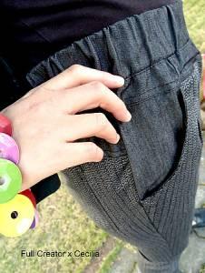MineC客製褲 開箱文 之 我的臀終於找到對的伴侶