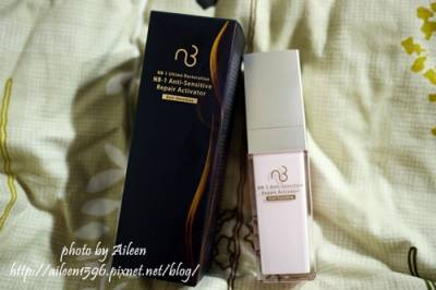 自然就是美的自然美…NB-1修護舒敏活素