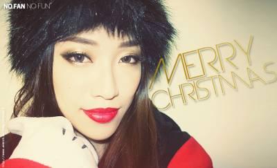 單身也要漂漂亮亮金流聖誕節妝