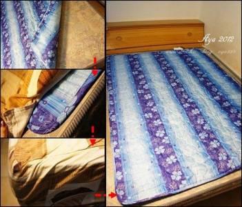 Comefree康芙麗健康墊熱電毯 讓孩子暖暖的睡~睡的香香^^Y