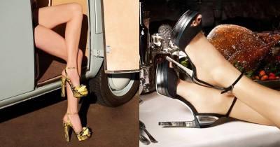 厚底高跟鞋推薦Top 6!LV Gucci Celine...連碧昂絲鍾愛Jimmy Choo都入榜