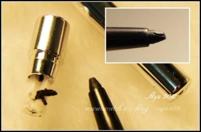 【幻色蝶影】魔力旋轉眼膠筆 就是要給你輕鬆打照乾淨顯明的持久亮眼妝