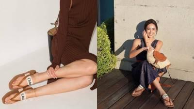 2021夏日涼鞋推薦Top7!Dior老爹超百搭 韓妞最愛餅乾涼鞋,馬汀更是一秒顯腿長