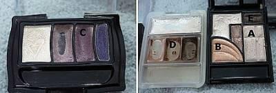 [妝容]利用紫紅X咖啡金打造秋冬美妝