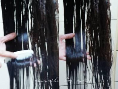 Nasarang天然芳香草本護髮乳給秀髮簡單的SPA 讓秀髮天天柔順不卡油唷