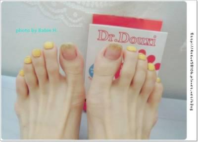 【足部】Dr.Douxi乳酸煥采足膜 輕鬆擁有baby般柔嫩的腳丫
