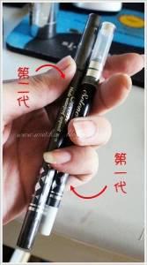 solone防水眼線膠筆 防水 防汗 抗油再升級 持久妝感一整天