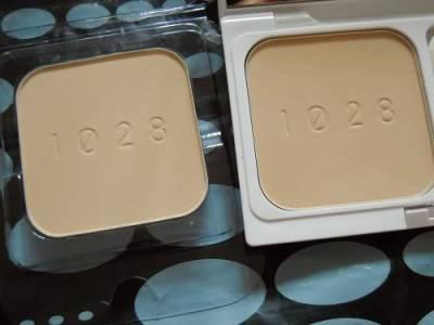 9小時後的妝感讓我好滿意,1028保濕凝露+極致柔白粉餅