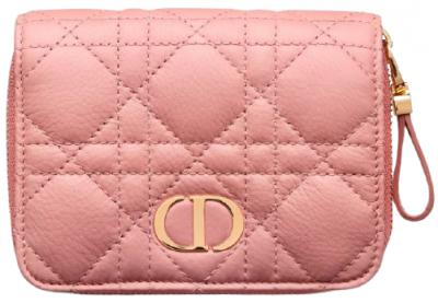 2021皮夾推薦「粉嫩系」Top 10!Chanel LV Gucci...Celine Triomphe櫃上詢問度超高!