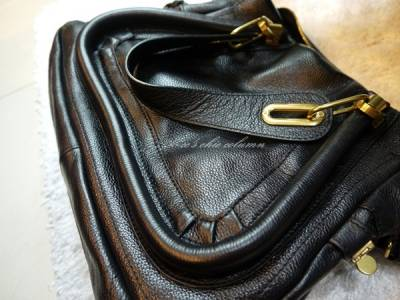 ∥ My IT Bag ∥Chloé PARATY medium leather bag