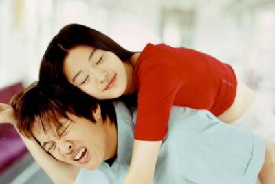 在寵愛自己的男人面前,女人才能像孩子一樣任性