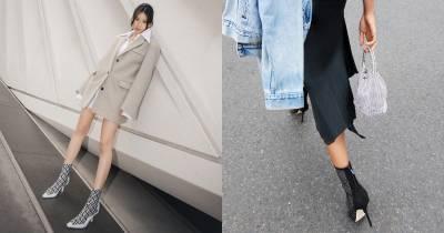 Jimmy Choo高跟鞋推薦Top 7!少女時代秀英逆天長腿靠靴子 ,曾之喬偏愛珍珠露趾高跟鞋