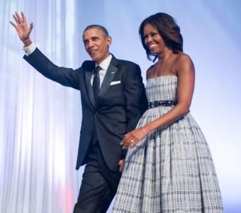 歐巴馬的老婆幸福哲學:不管我嫁給誰,他就是總統,因為...