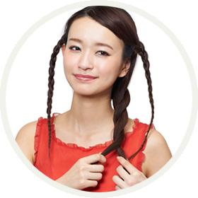 日系氣質款編髮教學!讓妳輕鬆化身甜美日系美女!