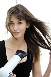 6個步驟快速吹乾頭髮且不傷髮質!