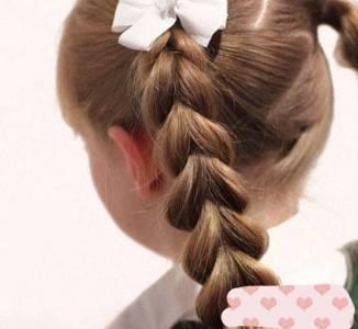 女兒髮型不再愁,樣樣編髮報你知