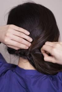 【創意新髮型】氣質系單邊編髪公主頭5步驟