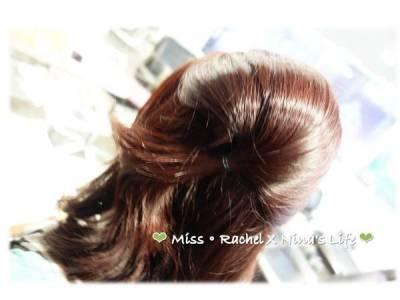 美髮❤超簡單 約會必勝的甜美編髮教學