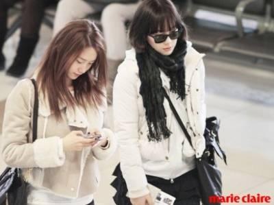 美麗佳人/韓女星輕「妝」登機!揭開機場快速僞素顏美肌秘辛
