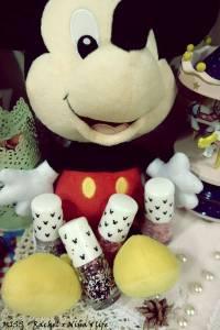 指彩❤好可愛~Etude House x Disney Minnie 迪士尼米妮聯名系列指甲油