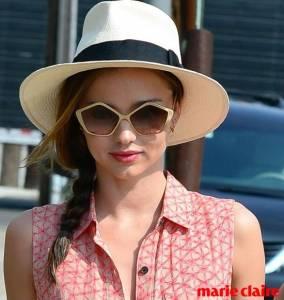 冬天掰掰~歐美女星率先示範最佳12款夏日清爽髮型│Marie Claire 美麗佳人